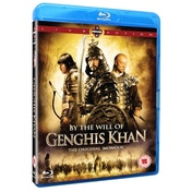 By The Will Of Ghengis Khan Blu Ray