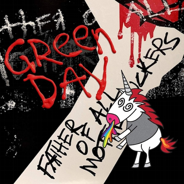 Green Day - Father Of All... Vinyl