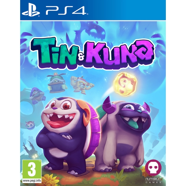 Tin & Kuna PS4 Game