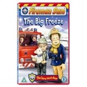 Fireman Sam The Big Freeze DVD
