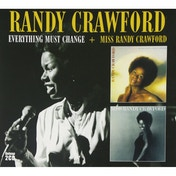 Randy Crawford Everything Must Change and Miss Randy Crawfor