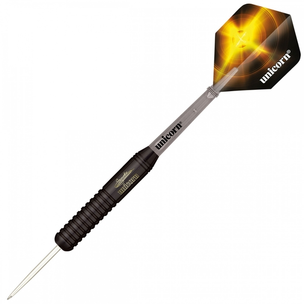 Unicorn Gary Anderson Black Brass Darts