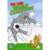 Tom And Jerry: World Champions DVD
