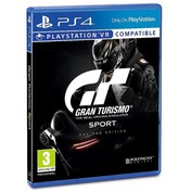 Gran Turismo GT Sport Day One Edition PS4 Game (PSVR Compatible)