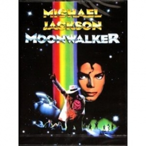 Michael Jackson Moonwalker DVD