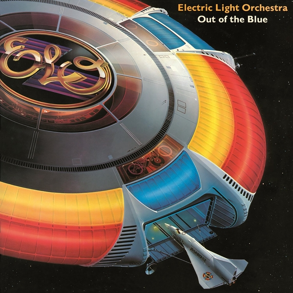 Electric Light Orchestra - Out Of The Blue Vinyl