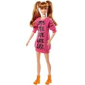 Barbie Fashionista Doll - Wear Your Heart