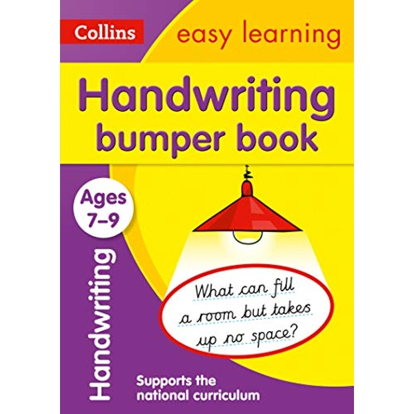 Handwriting Bumper Book Ages 7-9 (Collins Easy Learning KS2) by Collins Easy Learning (Paperback, 2015)