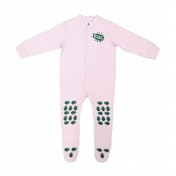 Creeper Crawlers Baby Easy Grip Crawl Bodysuit 9-12 Months Pink