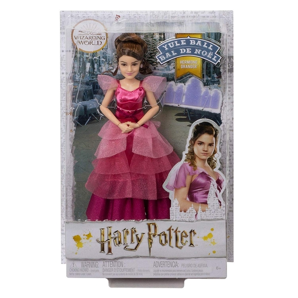 Harry Potter Hermione Yule Ball Doll - Image 1