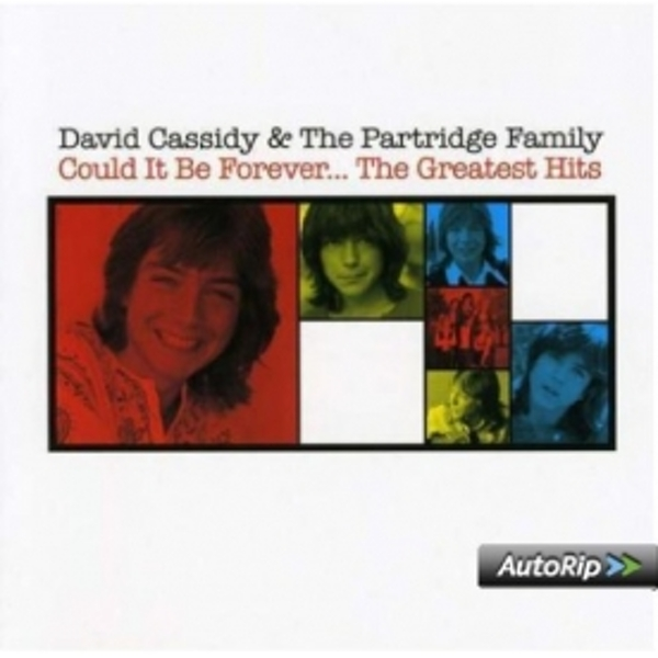 David Cassidy And The Partridge Family - Could It Be Forever... The Greatest Hits CD