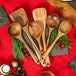 Set of 7 Teak Utensils | M&W - Image 12