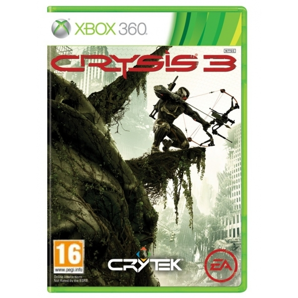 Crysis 3 Game Xbox 360 - Image 1