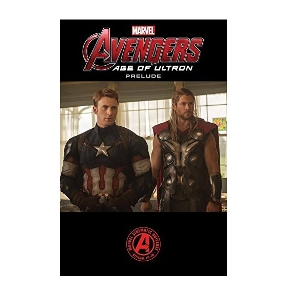 3c12f50a9d Marvel s The Avengers Age of Ultron Prelude Paperback ...