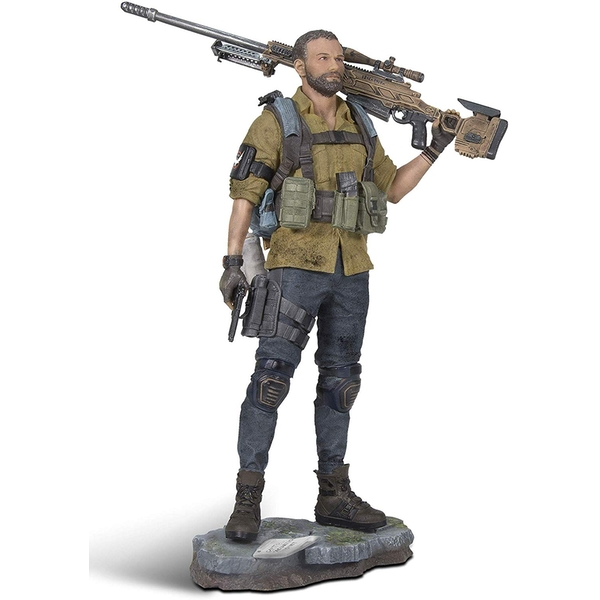 Brian Johnson (Tom Clancy's The Division 2) Ubicollectibles Figurine - Image 1