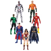 7-Pack (DC Rebirth Justice League) Action Figure