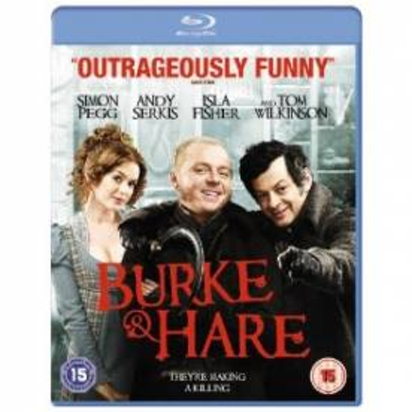 Burke and Hare Blu-ray - Image 2