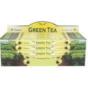 Pack of 25 Tulasi Green Tea Incense Sticks
