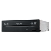 ASUS DRW-24D5MT Internal DVD Super Multi DL Black, Optical Disc Drive