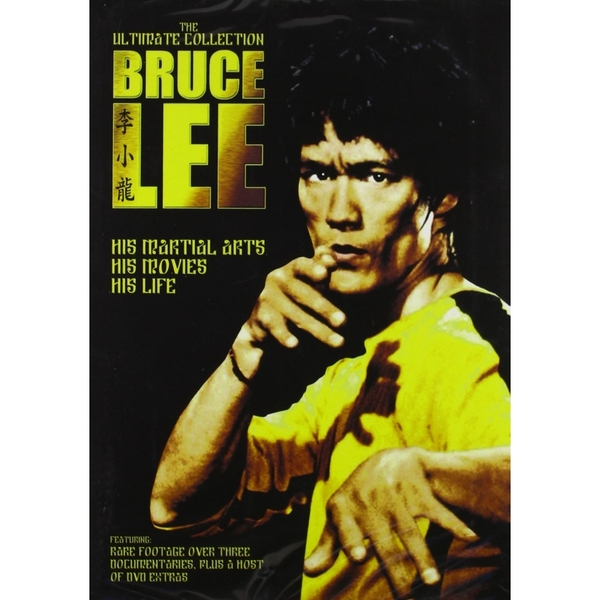 Bruce Lee Box Set - The Ultimate Collection DVD