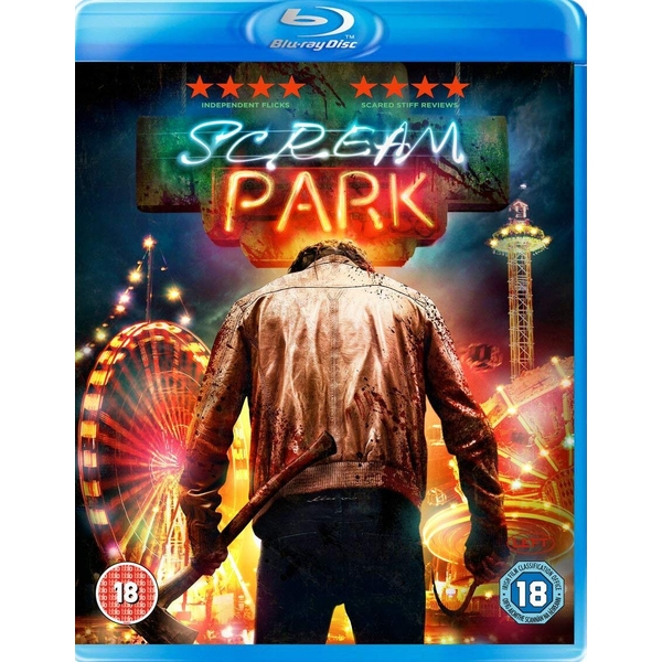 Scream Park Blu-Ray