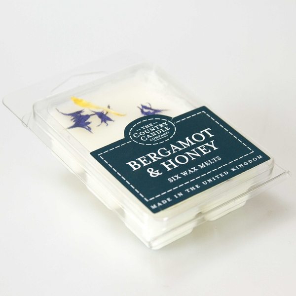 Bergamot & Honey (Pastel Collection) Country Candle Wax Melt