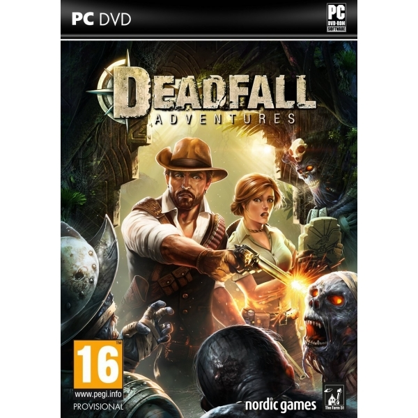 Deadfall Adventures Game PC