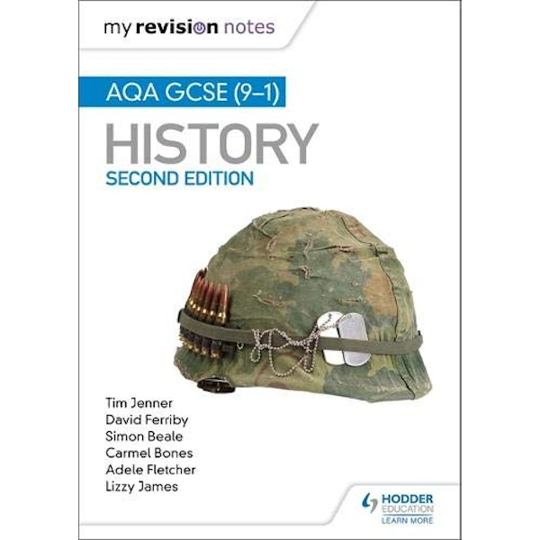 My Revision Notes: AQA GCSE (9-1) History Second Edition (2018, Paperback)