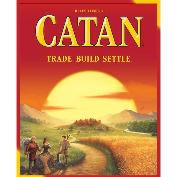 a091758a Catan (2015 Edition) Board Game - 365games.co.uk