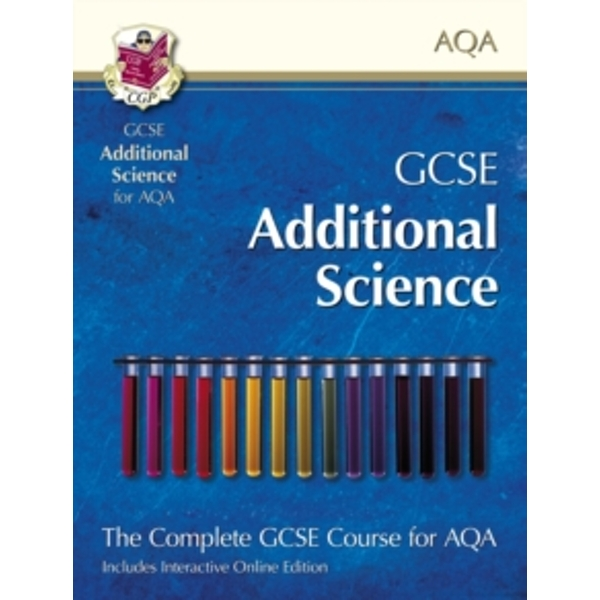 GCSE Additional Science for AQA: Student Book with Interactive