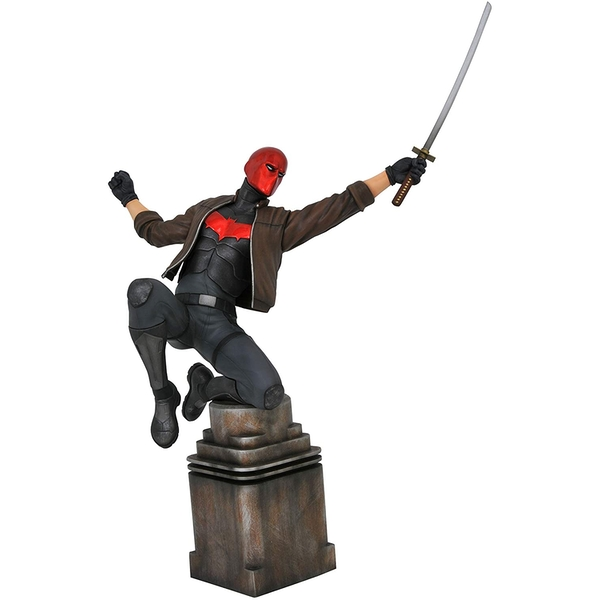 Diamond Select Toys DC Gallery Comic Red Hood PVC Statue