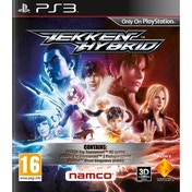 Tekken Hybrid Game PS3
