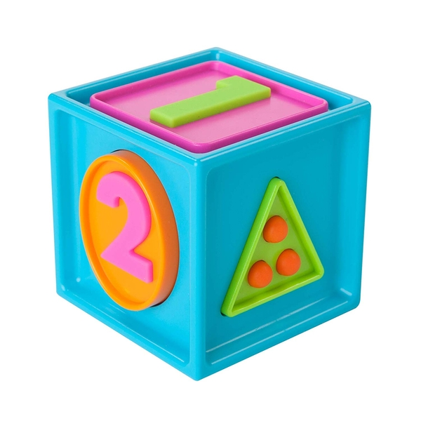Smarty Cube 1-2-3 Toy