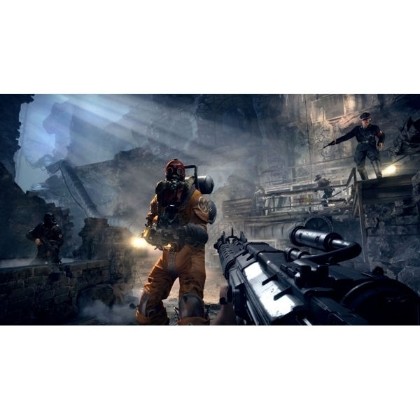 Wolfenstein The Old Blood PC Game (Boxed and Digital Code) - Image 2