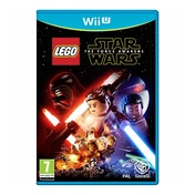 Lego Star Wars The Force Awakens Wii U Game