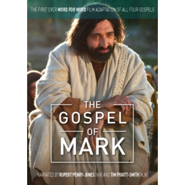 The Gospel of Mark: The First Ever Word for Word Film Adaptation of All Four Gospels by Lion Hudson Plc (DVD video, 2016)