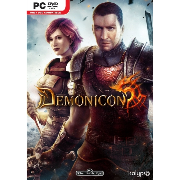 The Dark Eye Demonicon Game PC
