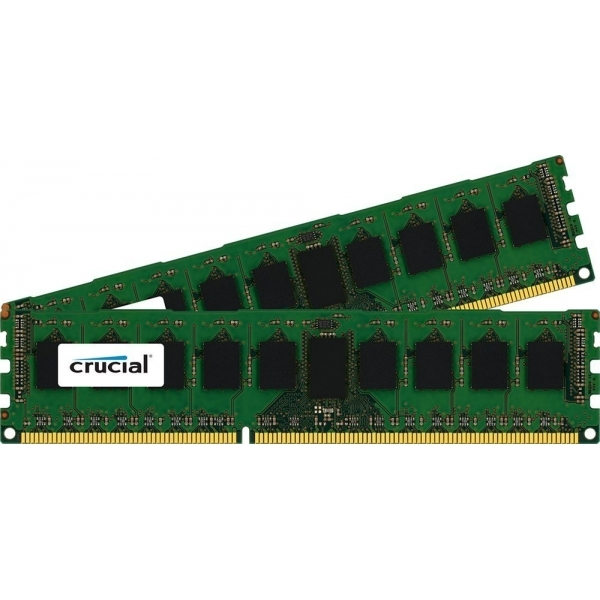 Crucial CT2KIT102472BD160B 16GB kit (8GBx2) DDR3 PC3-12800 Unbuff ECC
