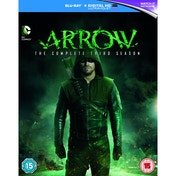 Arrow - Season 3 Blu-ray