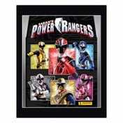 Power Rangers Ninja Steel Sticker Collection (50 Packs)