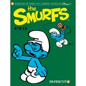 The Smurfs Graphic Novels Boxed Set: Vol. #13-15