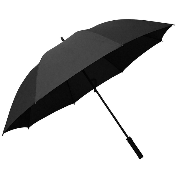 Fiberglass Golf Umbrella - Black