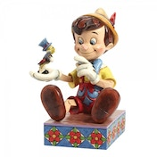 Disney Traditions  Just Give a Little Whistle Pinnocchio 75th Anniversary