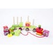Hey Duggee Stacking Train Pull Along Toy - Image 2