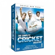 The Complete Cricket Collection DVD