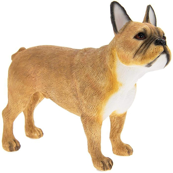 French Bulldog Figurine By Lesser & Pavey