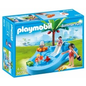 Playmobil Summer Fun Baby Pool with Slide