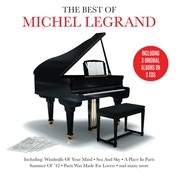 Michel Legrand - The Best Of Michel Legrand CD