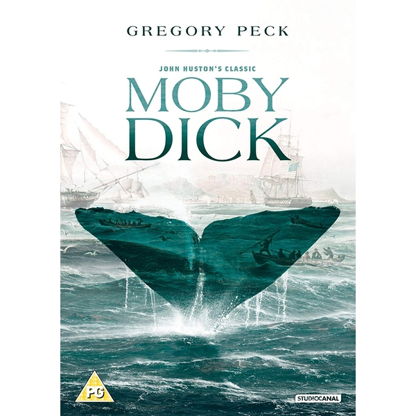 Moby Dick 2015 DVD