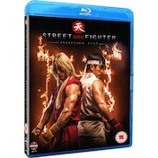 Street Fighter Assassins Fist Blu-ray